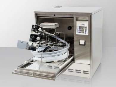 Waschmaschine in der Gastroenterologie