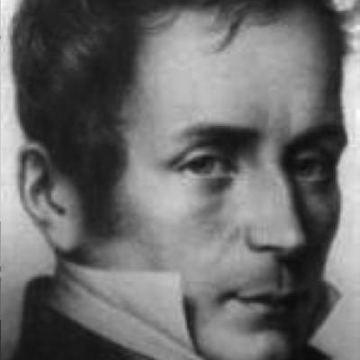 Abb. 1: R. Laënnec, französischer Mediziner